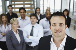 Image of Employer and Employees
